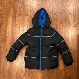 Calvin Klein Jeans Boys Puffer Jacket size Small 8